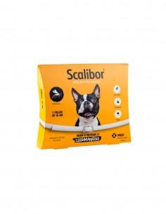 Collar antiparasitario Scalibor 48 cm Perros Raza Pequeña