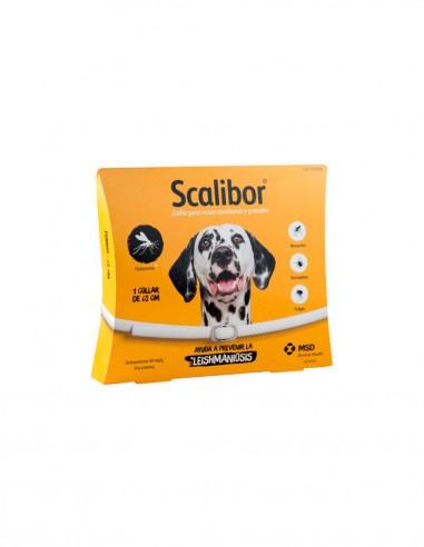 Collar antiparasitario Scalibor 65 Cm Perros