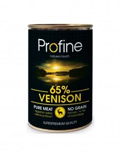 Profine latas salmón y pollo 6x400gr