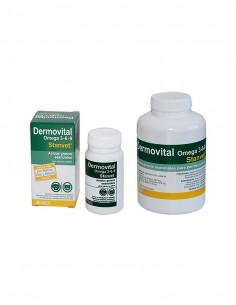 Dermovital Omega 3-6-9 Suplemento Perros y Gatos