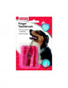 Cepillo de dientes de dedo...