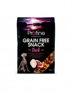 Profine Grain Free Snack Duck 200gr