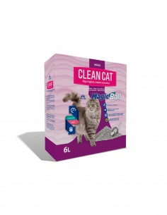 Clean cat magic ball 6L