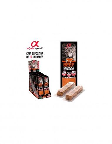 Alpha Snack Tacos Perro Buey 35 Gr (1 Unidad)