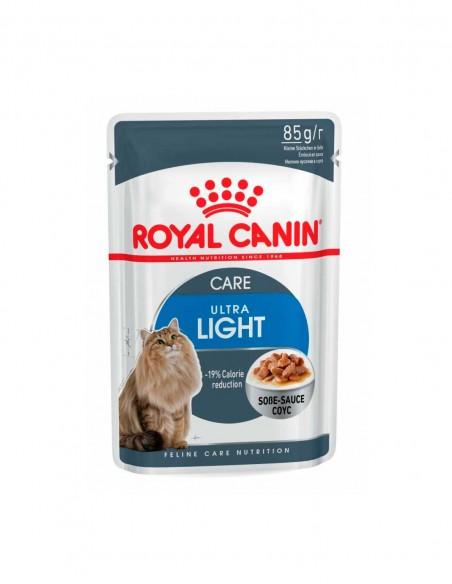 Royal Canin Feline Ultra Light gravy (12x85 gr)