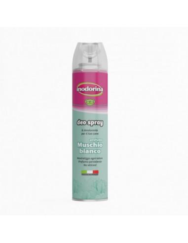 Inodorina spray desodorante musgo blanco 300 ml