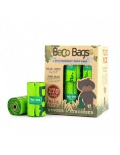 BecoBags 18 rollos x 15 bolsas (270 total)