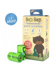 BecoBags Mint 18 rollos x...