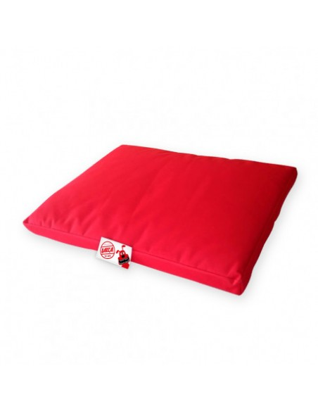 Colchoneta radical Rojo 80 cm