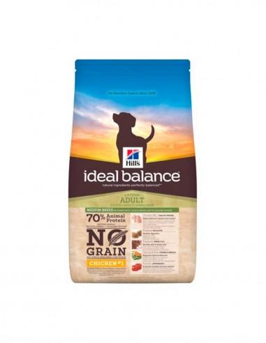 Hill's Ideal Balance Adult No Grain con Pollo y Patata