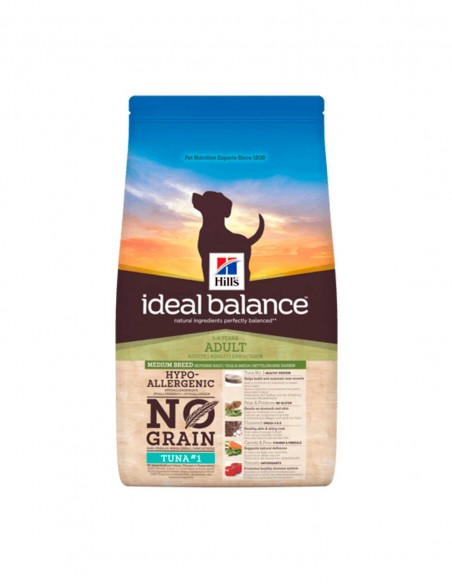 Hill's Ideal Balance Adult No Grain con Atún y Patata