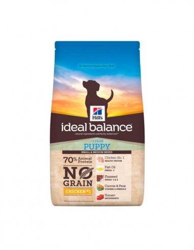 Hill's Ideal Balance Puppy No Grain con Pollo y Patata