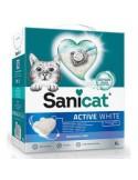 Sanicat Active White Sin Perfume 6 L.