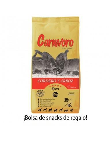 Carnivoro Cordero y Arroz