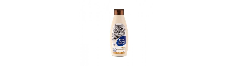 Salud y belleza para gatos