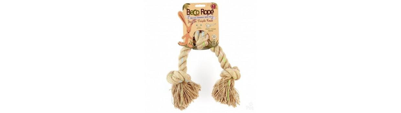 Juguetes de cuerda para perros