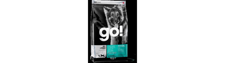 Pienso para perros GO! Natural Free