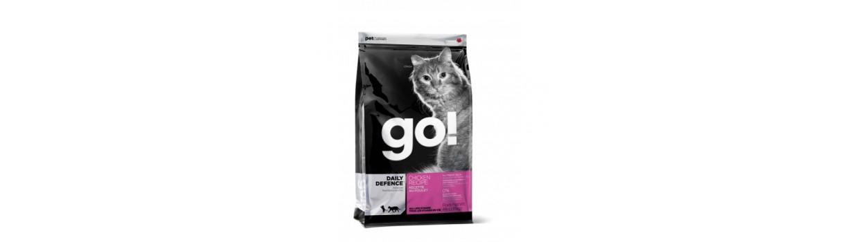 Pienso para gatos GO!