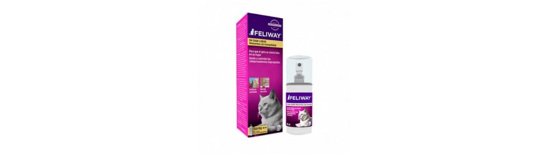 Productos antiestrés para gatos