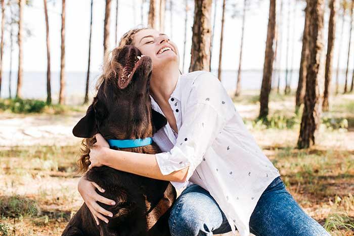 Satisfaction cuida de tu perro