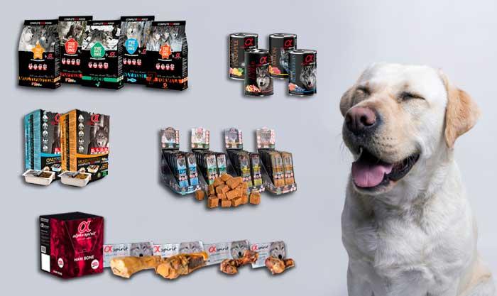 Toda la gama Alpha Spirit para perros Profine perros adultos